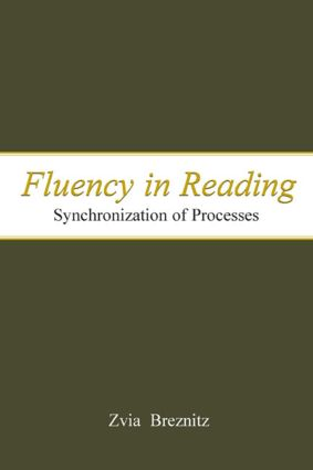 Fluency in Reading: Synchronization of Processes book cover
