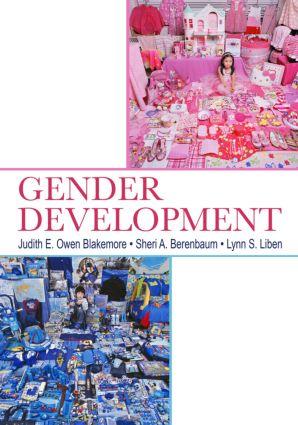 Gender Development (Hardback) book cover