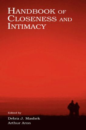Handbook of Closeness and Intimacy (Paperback) book cover