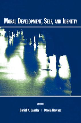 Moral Development, Self, and Identity (Hardback) book cover