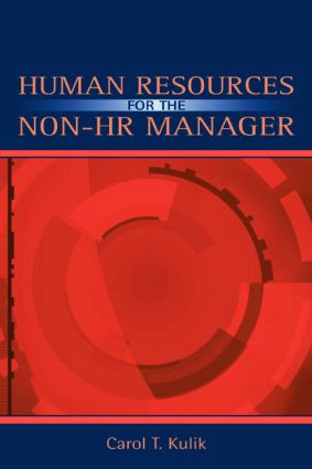 Human Resources for the Non-HR Manager: 1st Edition (Paperback) book cover