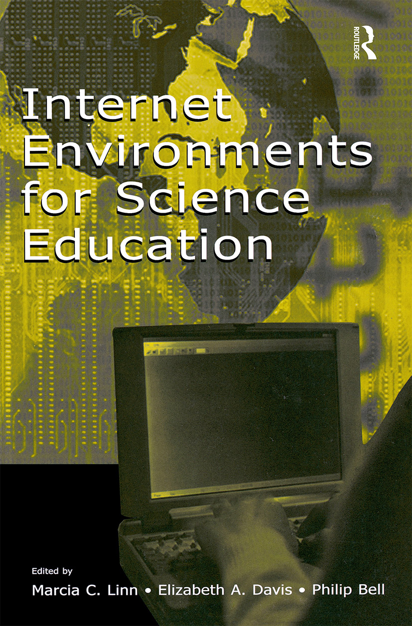 Internet Environments for Science Education (Paperback) book cover