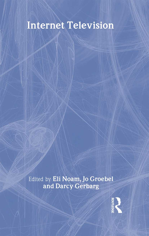 Internet Television: 1st Edition (Hardback) book cover