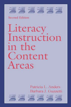 Literacy Instruction in the Content Areas: 2nd Edition (Paperback) book cover