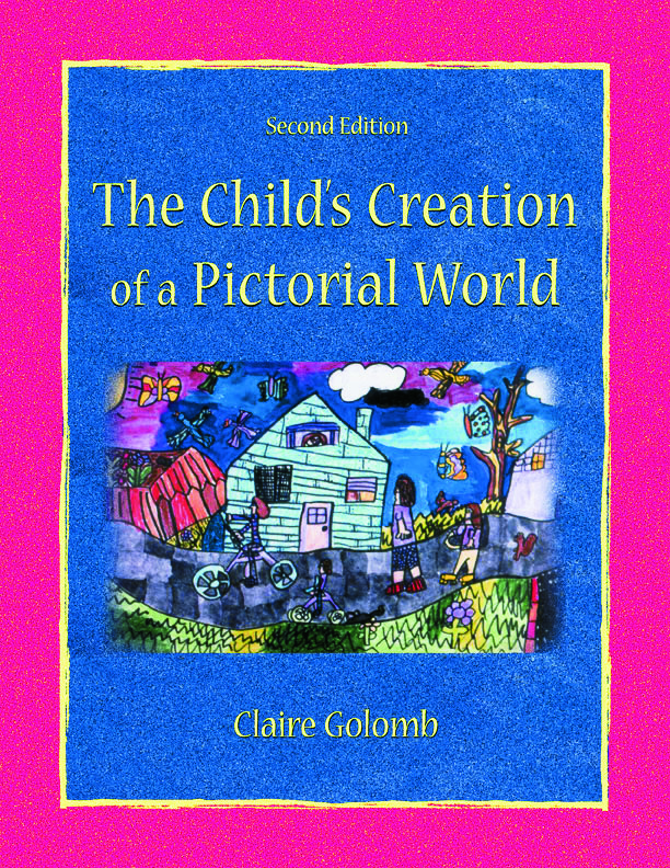 The Child's Creation of A Pictorial World: 2nd Edition (Paperback) book cover