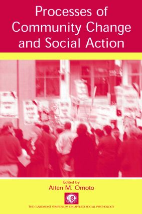 Processes of Community Change and Social Action (Paperback) book cover