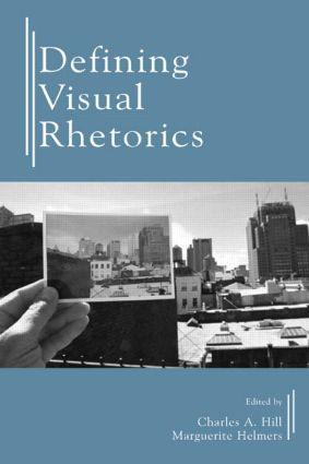 Defining Visual Rhetorics (Paperback) book cover