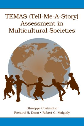 TEMAS (Tell-Me-A-Story) Assessment in Multicultural Societies (Hardback) book cover