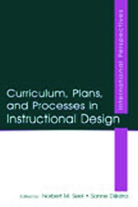 Curriculum, Plans, and Processes in Instructional Design