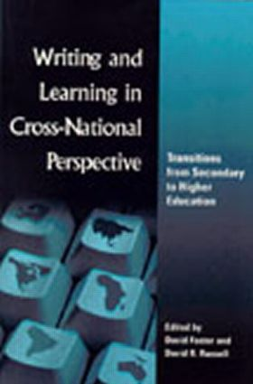 Writing and Learning in Cross-national Perspective: Transitions From Secondary To Higher Education, 1st Edition (Paperback) book cover