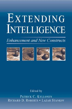 Extending Intelligence: Enhancement and New Constructs book cover