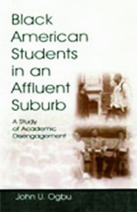 Black American Students in An Affluent Suburb