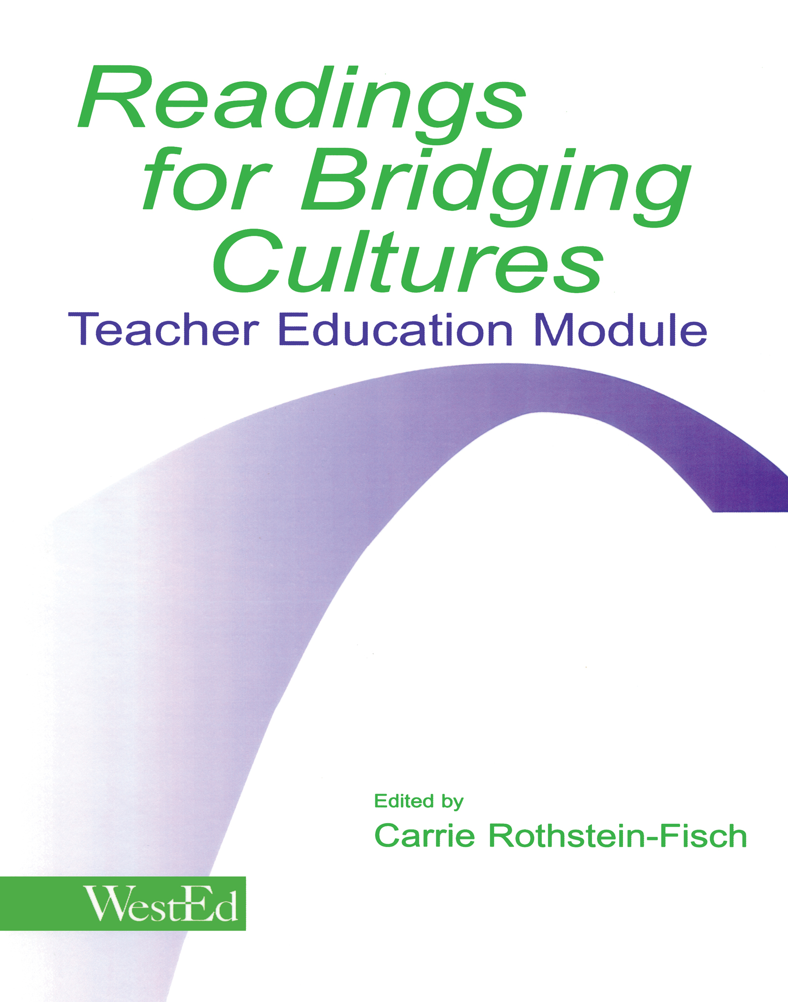 Readings for Bridging Cultures: Teacher Education Module, 1st Edition (Paperback) book cover