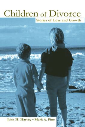 Children of Divorce: Stories of Loss and Growth (e-Book) book cover