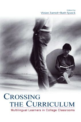 Crossing the Curriculum: Multilingual Learners in College Classrooms (Paperback) book cover