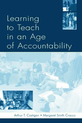 Learning To Teach in an Age of Accountability (Paperback) book cover