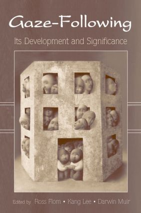 Gaze-Following: Its Development and Significance (Hardback) book cover