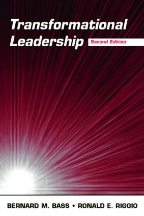 Transformational Leadership: 2nd Edition (Paperback) book cover