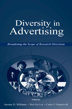 Diversity in Advertising: Broadening the Scope of Research Directions (Hardback) book cover