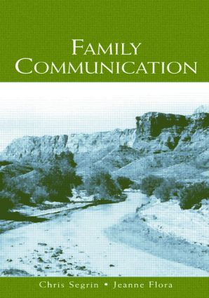 Family Communication (e-Book) book cover