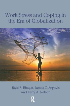 Work Stress and Coping in the Era of Globalization (Paperback) book cover