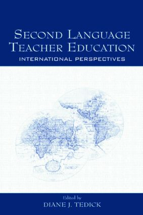 Second Language Teacher Education: International Perspectives (Paperback) book cover