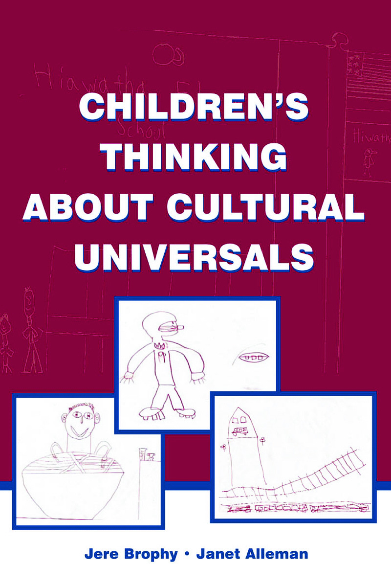 Children's Thinking About Cultural Universals: 1st Edition (Paperback) book cover