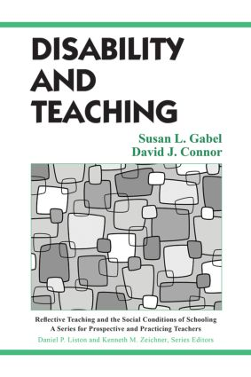 Disability and Teaching (Paperback) book cover
