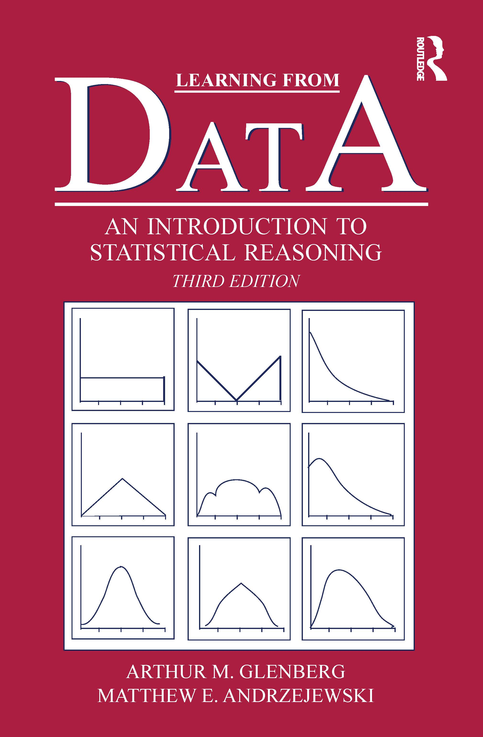 Learning From Data: An Introduction To Statistical Reasoning, 3rd Edition (Hardback) book cover