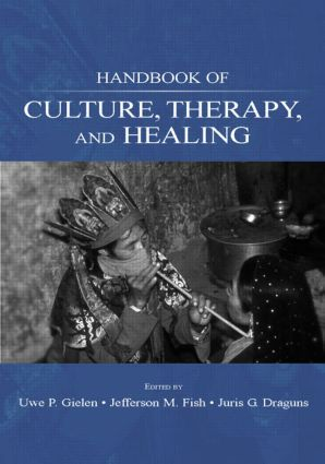 Handbook of Culture, Therapy, and Healing (Hardback) book cover