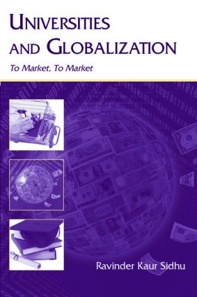 Universities and Globalization: To Market, To Market book cover