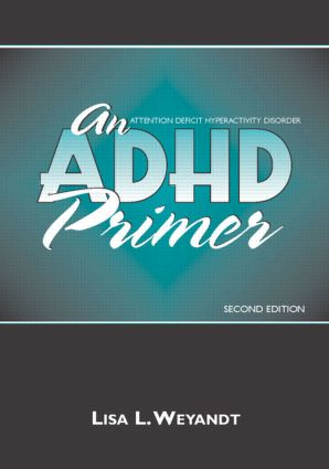 An ADHD Primer: 2nd Edition (e-Book) book cover