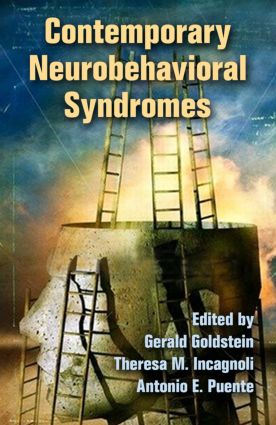 Contemporary Neurobehavioral Syndromes (Hardback) book cover