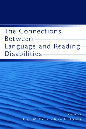 The Connections Between Language and Reading Disabilities (Paperback) book cover