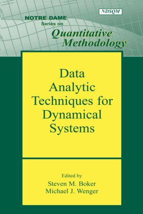 Data Analytic Techniques for Dynamical Systems: 1st Edition (Hardback) book cover