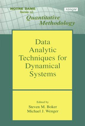 Data Analytic Techniques for Dynamical Systems: 1st Edition (Paperback) book cover