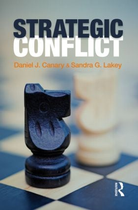 Strategic Conflict (Paperback) book cover
