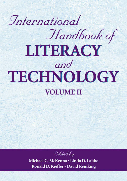 International Handbook of Literacy and Technology: Volume II, 1st Edition (Paperback) book cover