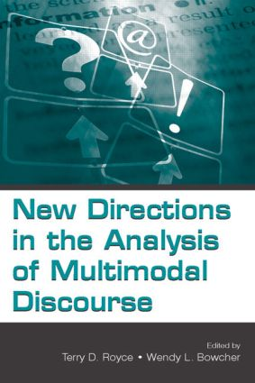 New Directions in the Analysis of Multimodal Discourse (Hardback) book cover