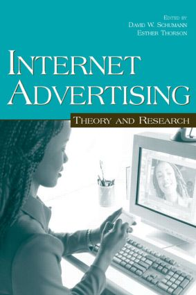 Internet Advertising: Theory and Research, 2nd Edition (Hardback) book cover