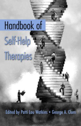 Handbook of Self-Help Therapies (Hardback) book cover