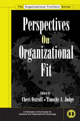 Perspectives on Organizational Fit (Hardback) book cover