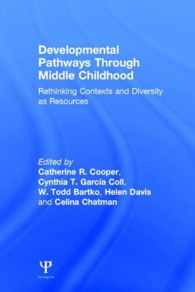 Developmental Pathways Through Middle Childhood: Rethinking Contexts and Diversity as Resources (Hardback) book cover