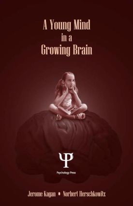 A Young Mind in a Growing Brain: 1st Edition (Hardback) book cover