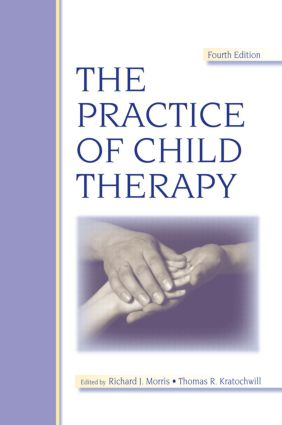 The Practice of Child Therapy book cover