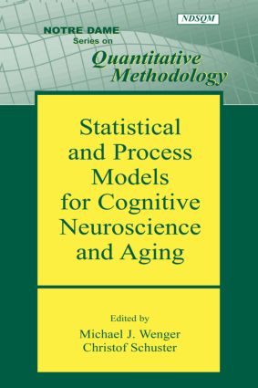 Statistical and Process Models for Cognitive Neuroscience and Aging (Paperback) book cover