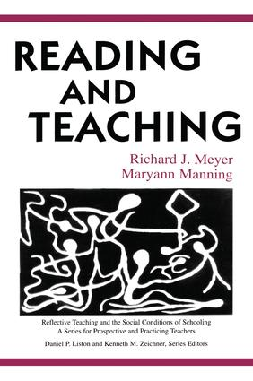 Reading and Teaching (Paperback) book cover