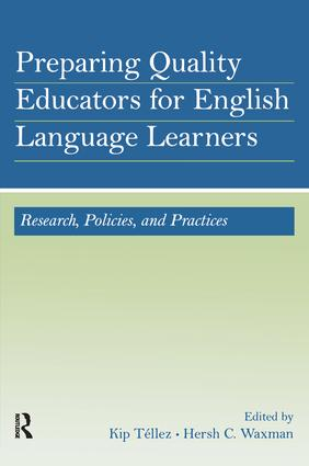 Preparing Quality Educators for English Language Learners