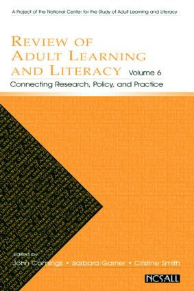 Review of Adult Learning and Literacy, Volume 6