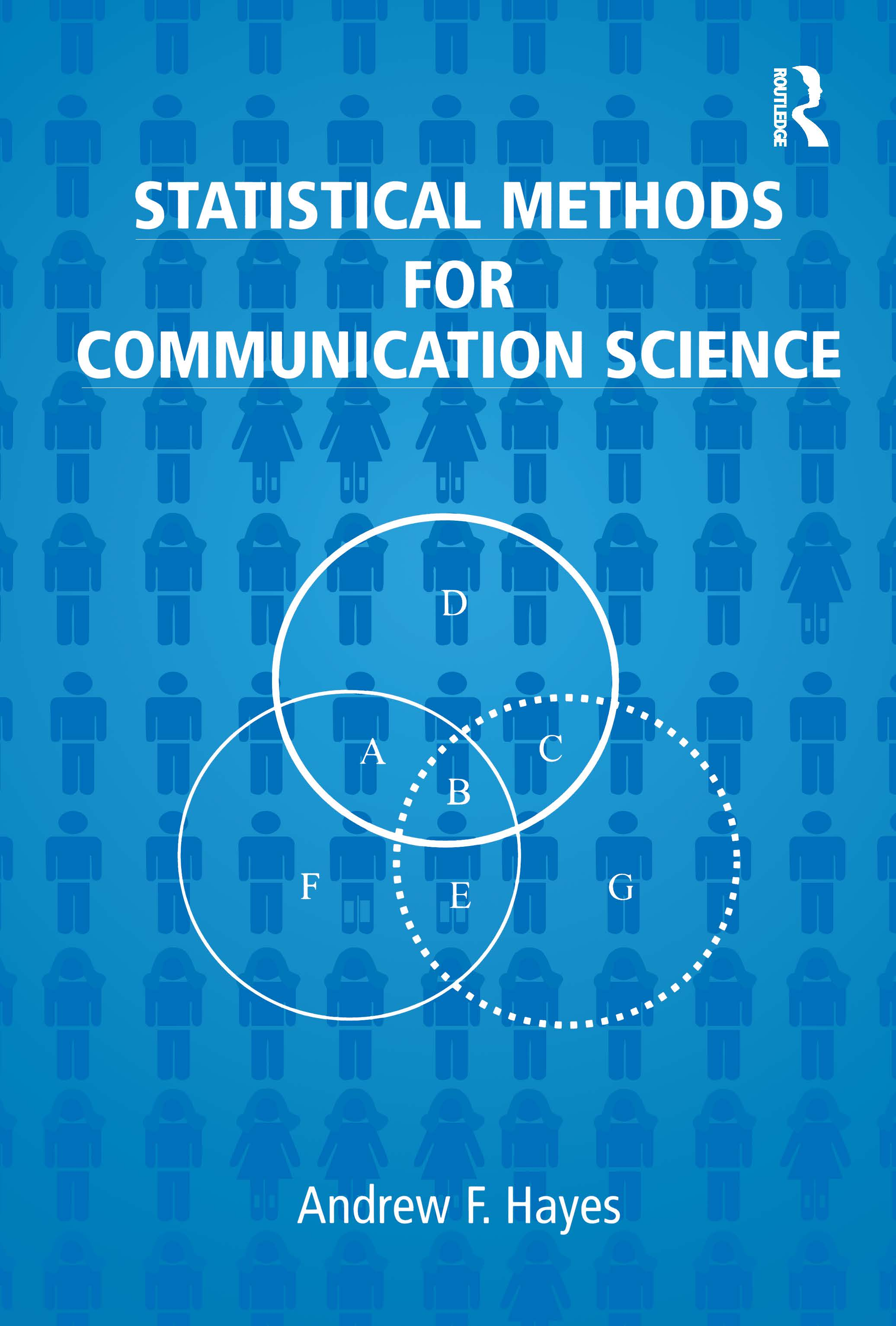 Statistical Methods for Communication Science (Hardback) book cover